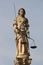 Lady Justice Cudrefin