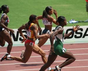Runners - female