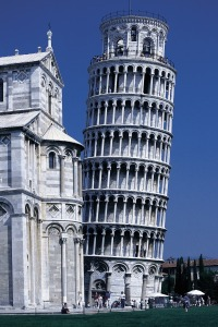 Leaning Tower of Pisa (Pixabay)