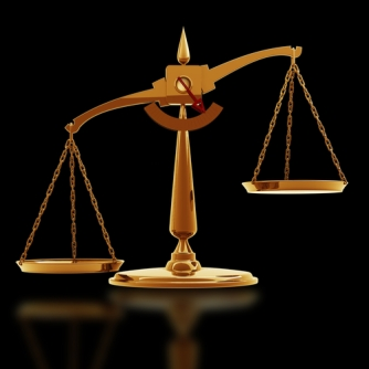 Balance Scales (Shutterstock)