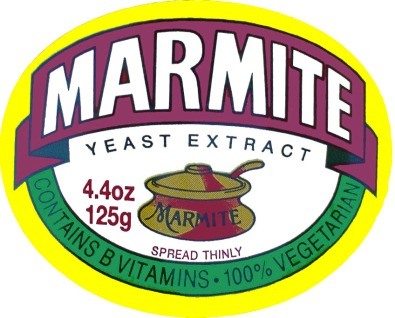 Marmite Label (Flickr)