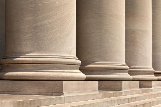 Doric columns (Shutterstock)