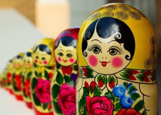 Russian Dolls (Pixabay)