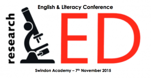 ResearchED English and Literacy