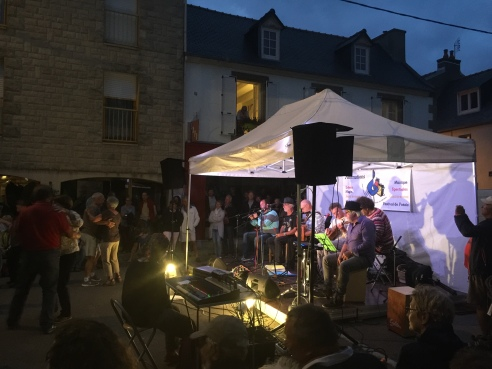 Breton music concerty
