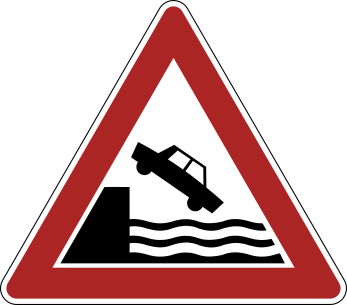 car-falling-into-water